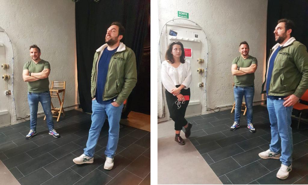formation acteur de cinéma - master class