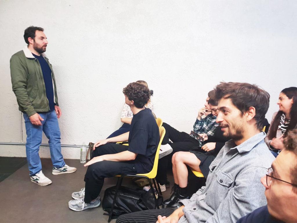 école acteur hobo ciné bordeaux